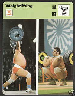 Why Olympic lifters are the strongest men in the world?