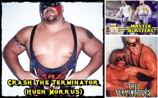 The Road Warriors rip-offs