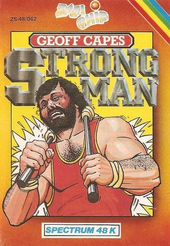 Geoff Capes Strongman video game