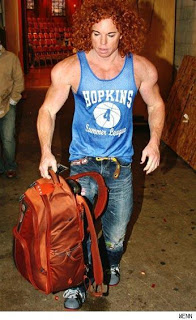 Carrot Top synthol