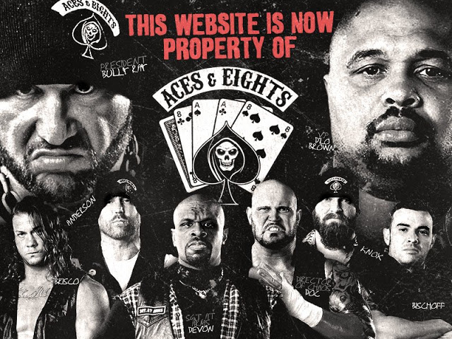 Bully Ray reveals The Hoax and the Rise of The Aces and Eights
