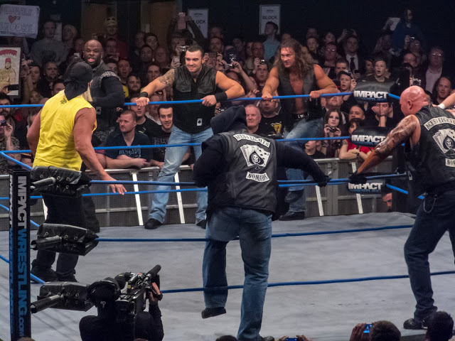 The Insanity Of Pro Wrestling