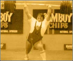 Olympic weightlifting all-time records