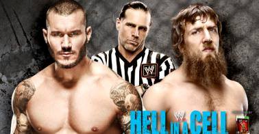 WWE Hell In A Cell LIVE online