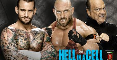 WWE Hell In The Cell 2013 results