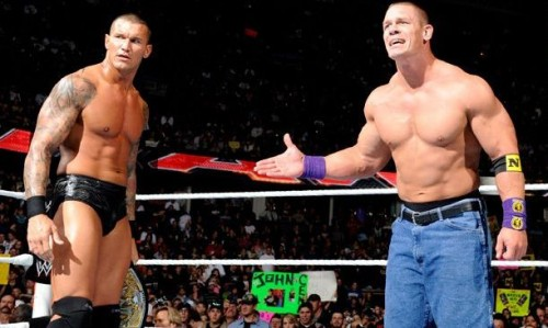 Orton or Cena? Who will be the Face of WWE
