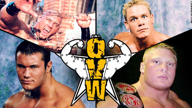 OVW Four greats before they were greats