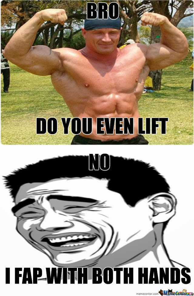 The best answer from someone who doesn't lift weights