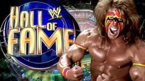 WWE Hall Of Fame 2014 The Ultimate Warrior