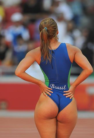 Female Volleyball BUTTS