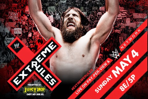 Watch WWE Extreme Rules LIVE streaming