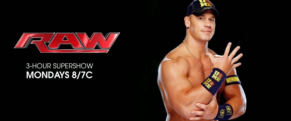 Watch WWE Raw after Payback