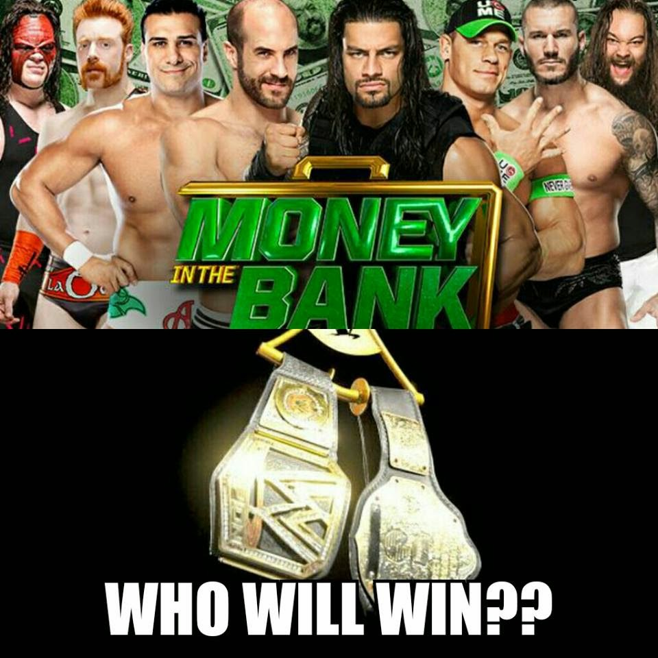 WWE Money In The Bank live stream