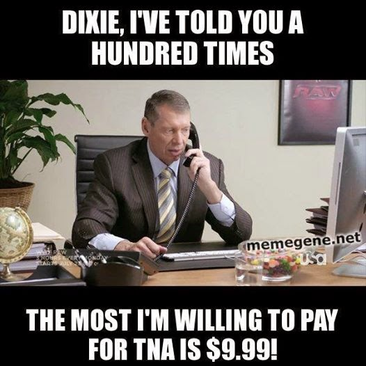 Dixie Carter wants to sell TNA Wrestling to Vince McMahon