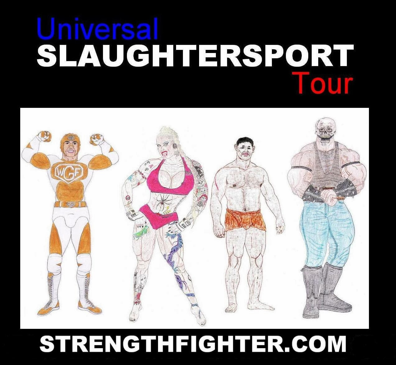 SLAUGHTERSPORT events + records