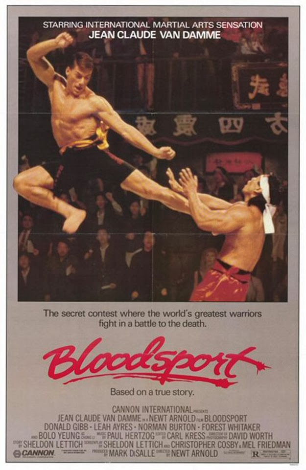 Bloodsport: the real story of Frank Dux