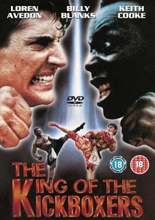 The King of the Kickboxers (Billy Blanks)