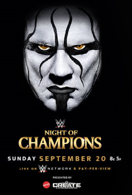 WWE Night of Champions 2015 (live streaming)