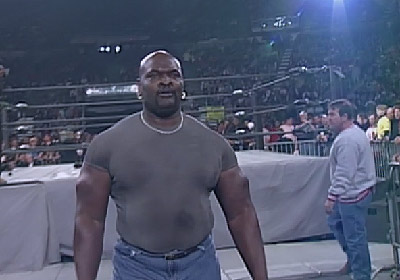 Ahmed Johnson / Big T synthol arms