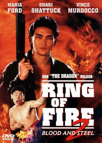 Ring of Fire 2: Blood and Steel (1993)