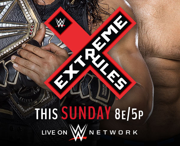 WWE Extreme Rules live stream