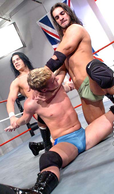 Seth Rollins gay 4 pay softcore porn