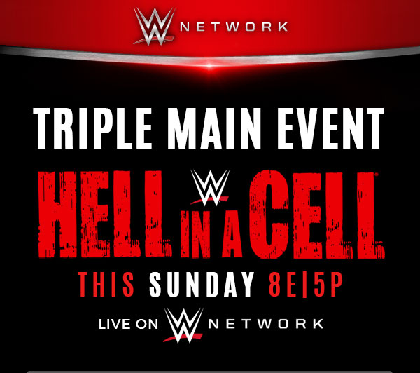 WWE HELL IN A CELL  LIVE STREAMING