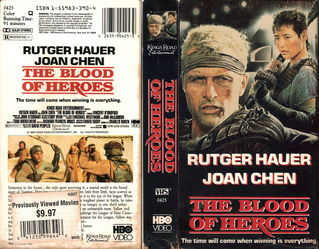 The Blood of Heroes / Salute to the Jugger (full movie)