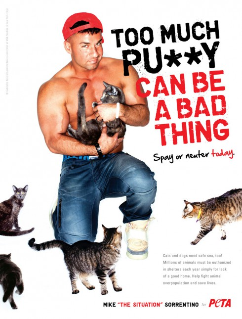 Mike The Situation – Too Many PUSSY Can Be A Bad Thing