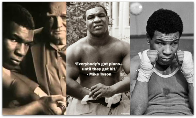 'Everybody's got plans… until they get hit.' – Mike Tyson