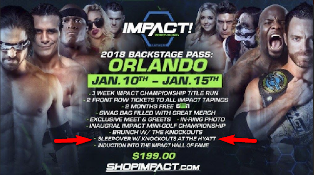 Fuck a TNA Knockout for $199