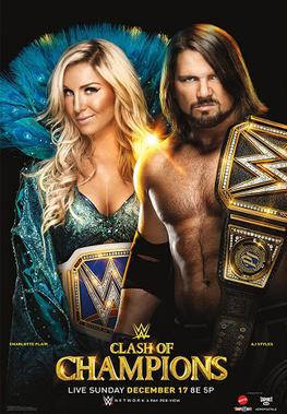 WWE Clash Of Champions 2017 ppv