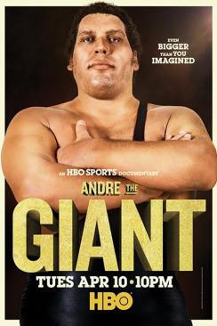 HBO Andre The Giant Documentary 2018