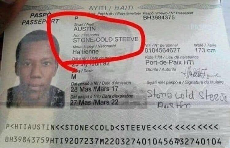 the real Stone Cold Steve Austin