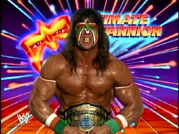 The Ultimate Warrior WWE win-loss record