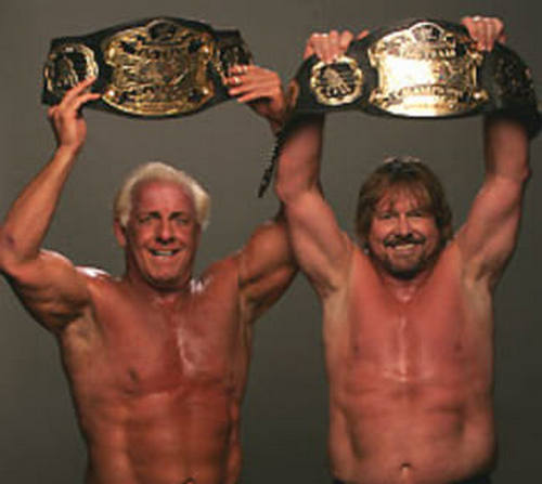 Oldest WWE Tag Team Champions