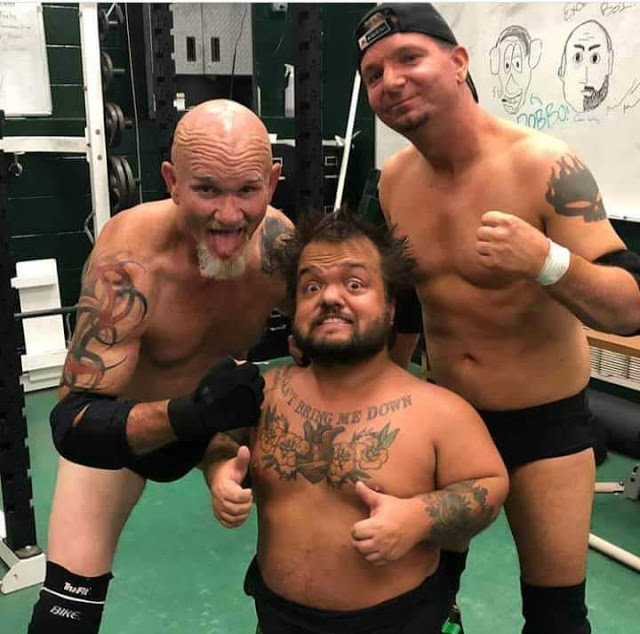 The Greatest Trio Since 3MB
