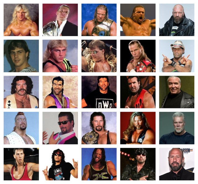 The Kliq…Then…Now…Forever