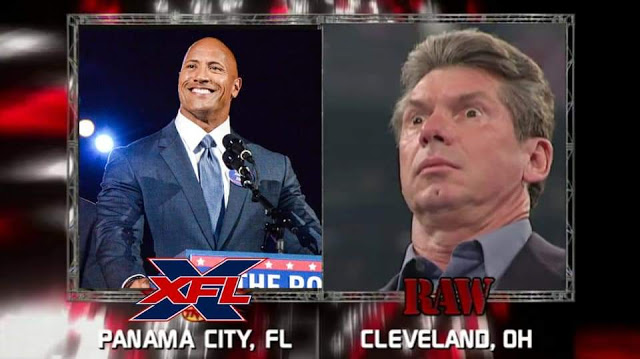 Dwayne 'The Rock' Johnson now owns the XFL